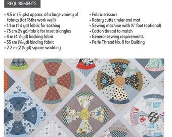 Steam Punk Pattern only by Jen Kingwell Designs,