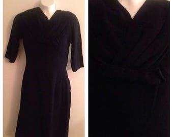 On Sale Gorgeous R and K Original Little Black Dress