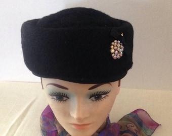 Anniversary Sale Vintage Ladies Marche' Hat