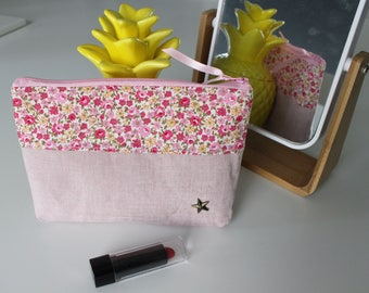 Pouch pink liberty