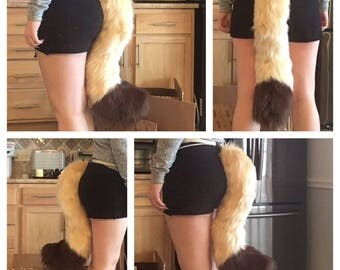 Fursuit Large Canine/Feline Tail