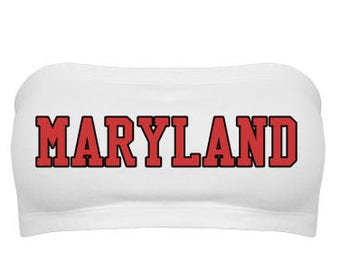University of Maryland Bandeau