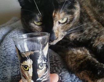 Custom Pet Shot Glass