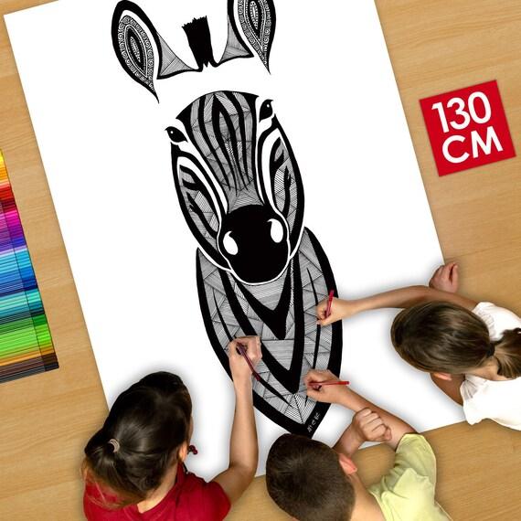 Poster / Poster Zebra dec...