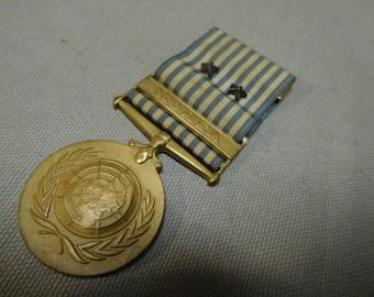 U.N. Service Medal for Korea  *ymu4327