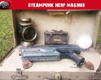Steampunk Gun Magnus