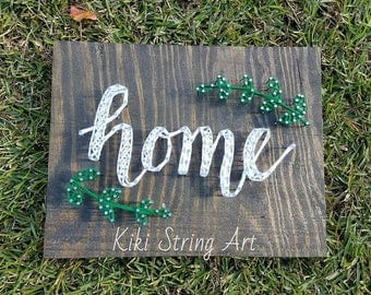 Custom signs for home decor santa maria.