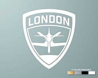 Overwatch League Decal | London Spitfire