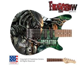 PREDATOR Electric Guitar - Free US Shipping - Freakshow Guitars