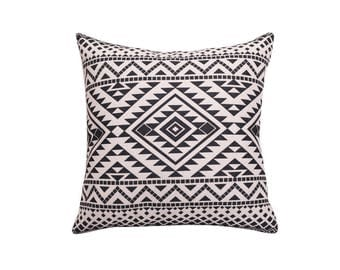 Aztec throw pillow covers Geometric decorative pillow cover Navajo pillow case Tribal cushion cover Sofa accent pillows Home decor 18x18