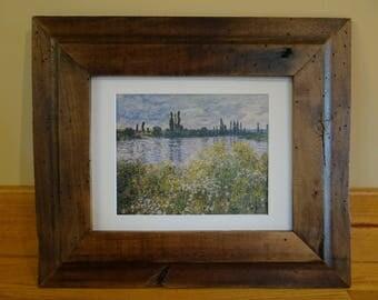 Reclaimed Chestnut Picture Frame