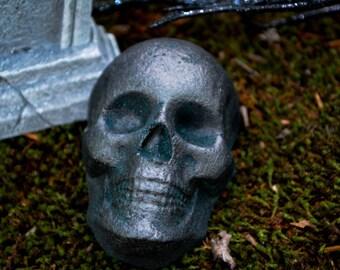 Black Death Skull Bath Bomb~For Bathing with the Shades