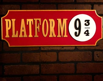 Harry Potter Wall Sign