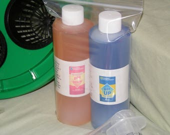 pH Up & pH Down Solution Kit