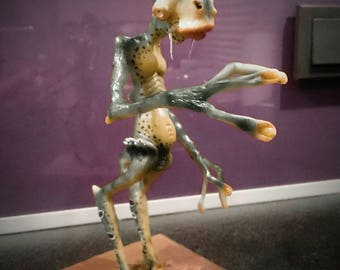 Alien Minisculpture