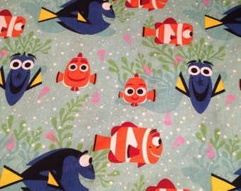 Dory  Baby Blanket, Personalized Baby Blanket, Minky Blanket, Minky Baby Blanket, Custom Made Blanket, Dory