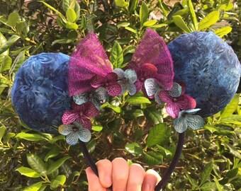 Pandora Inspired Minnie Mouse Ears