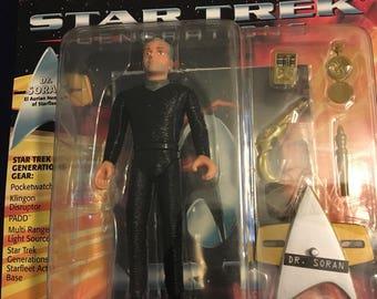 Star Trek Generations Dr. Soran 6925