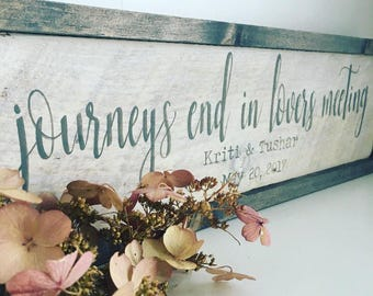 Wedding Sign, Wedding Gift, Wedding Prop, Bridal Gift, Shower Gift, Personalized Sign, Bridal Shower Gift, Engagement Gift