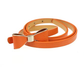 Bow Skinny Waistband (Belt)