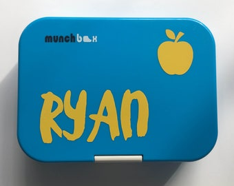 Lunchbox labels, drink bottle labels, back to school, school labels, kids, children, stickers, name, personalised, custom, food,