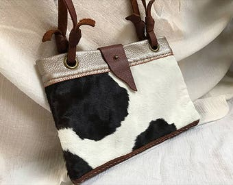 Cowhide small purse | 1 of a kind
