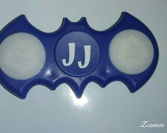 Personalized Batman Light up Fidget spinner