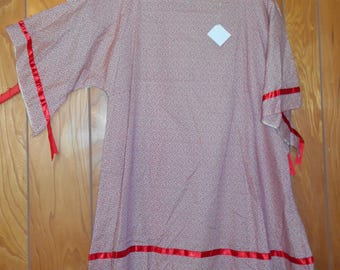 Kids Ribbon Dresss  LARGE