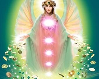 Angels of Abundance Reading