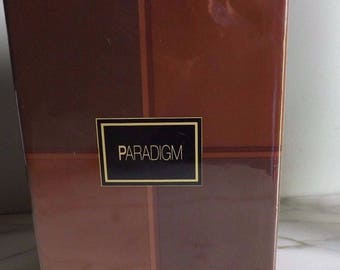 Vintage Retired Hard to Find Paradigm Cologne, Sealed in Original Box