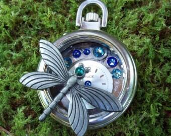 Steampunk Watch Locket