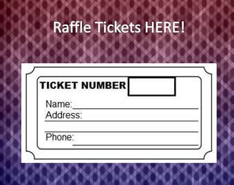 templates for raffle tickets 8 per page
