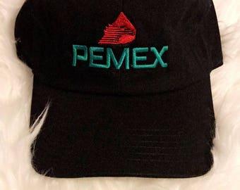 Pemex Dad Cap
