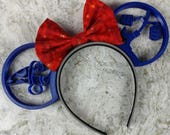 Limited Edition Sorcerer Mouse Ears
