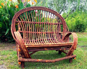 Willow Loveseat ** Willow Settee