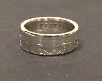 Silver rings, pre 1965 materials, sizes 6-12 *FREE SHIPPING