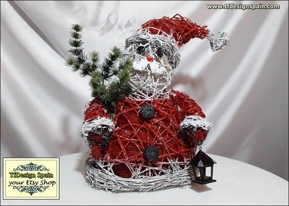 Santa Claus figure, Santa Claus figure for sale,  Santa Claus decor, Santa Claus Christmas figure, Figure Santa Claus, Christmas figurines