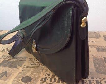 Shoulderbag Made in Italy. Florentine Craftsmanship. Leather bag.