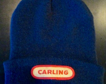 Carling Black Label Beer Winter Hat