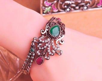 Vintage  Turkish fashion bangles/bracelets