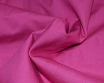"""Pink Cotton Voile Fabric 44""""W BTY"""