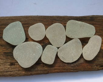 Frosted  scottish sea glass
