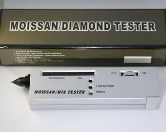 Diamond Moissanite Tester