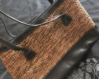 Re-Trippy MK Woven Purse