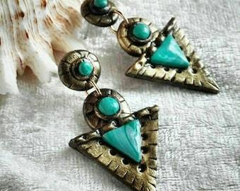 Earrings CLEOPATRA