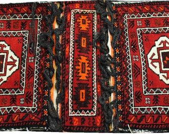 carpet Baluchestan Piran, shaped double.