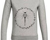 DragonFly Sweatshirt / / ...