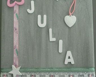 Personalized baby, child frame, child picture frame