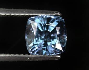3.0 ctw. alexandrite color change loose gemstone.