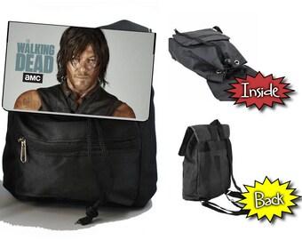 The Walking Dead Daryl Dixon Norman Reedus Mini Shoulder Bag Purse